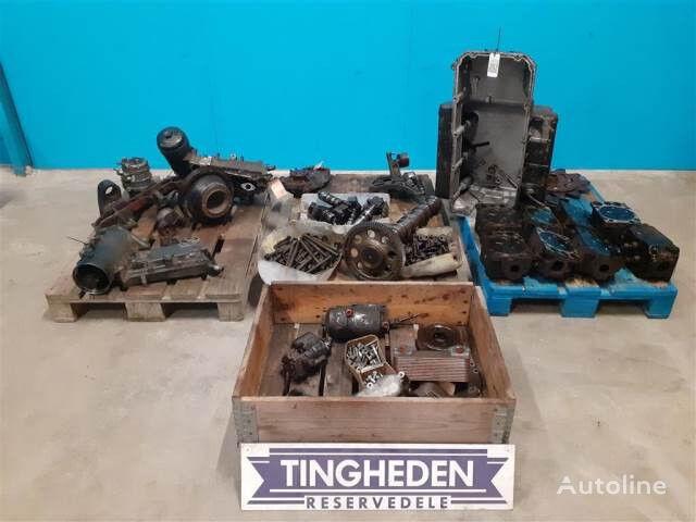 MERCEDES-BENZ OM502LA motor para camión