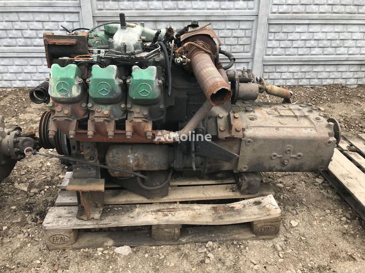 MERCEDES-BENZ V6 OM421, TURBO motor para MERCEDES-BENZ tractora