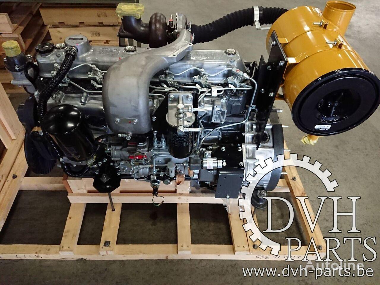 MITSUBISHI 6D16-TE1 motor para MOROOKA MC-2000 , MST-1500VD volquete rígido nuevo