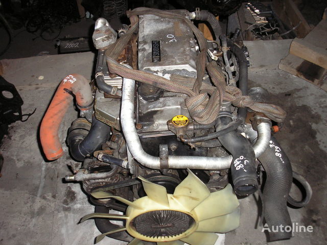 Mitsubishi 4M40-4d31-4d34 motor para MITSUBISHI canter camión