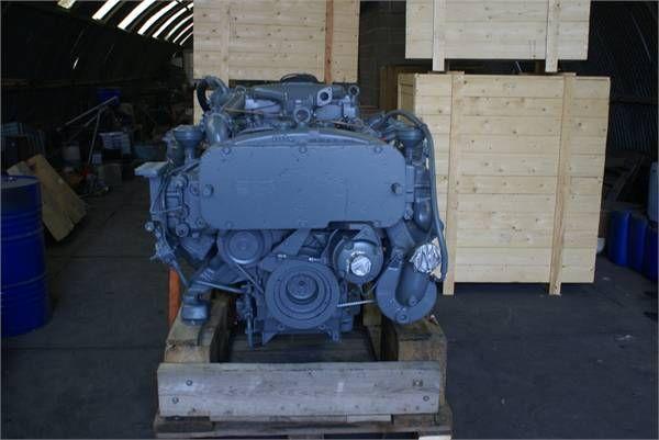 motor para MTU 8V183 TE93 otros maquinaria de construcción