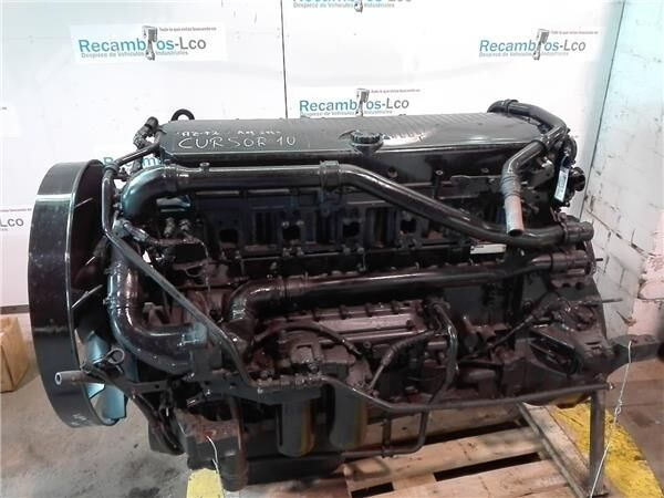 Motor Completo Iveco EuroTech              (MP) FSA     (440 E 4 (504044826) motor para IVECO EuroTech (MP) FSA (440 E 43) [10,3 Ltr. - 316 kW Diesel] camión