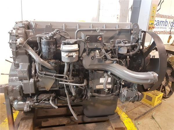 Motor Completo Iveco Stralis AS 440S43 (504076506) motor para IVECO Stralis AS 440S43 camión