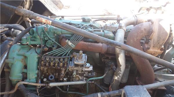 Motor Completo Volvo FL 6 FL 611 (497596) motor para VOLVO FL 6 FL 611 camión