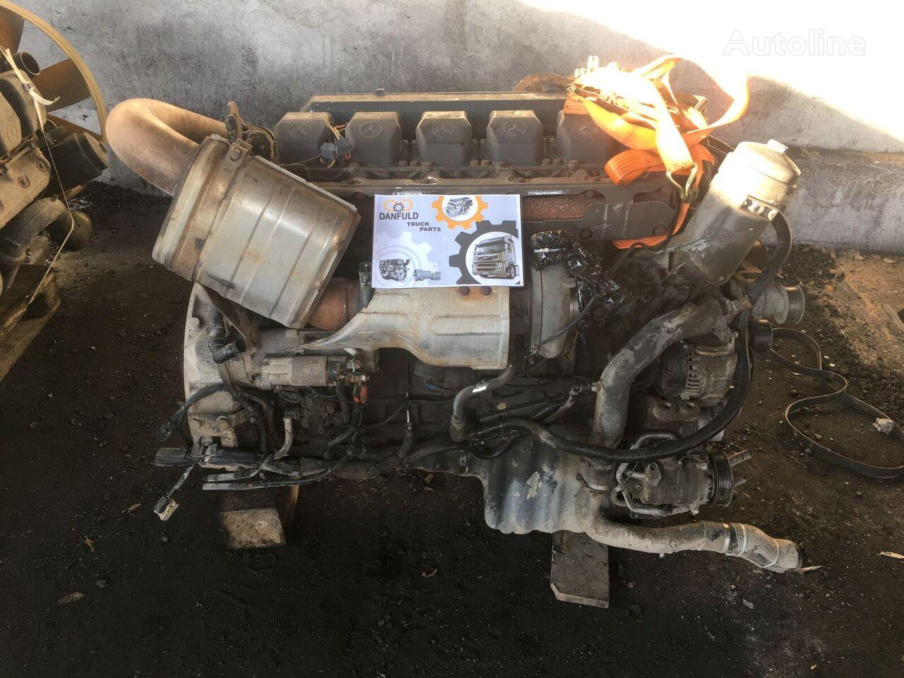 OM457LA motor para MERCEDES-BENZ Axor  tractora