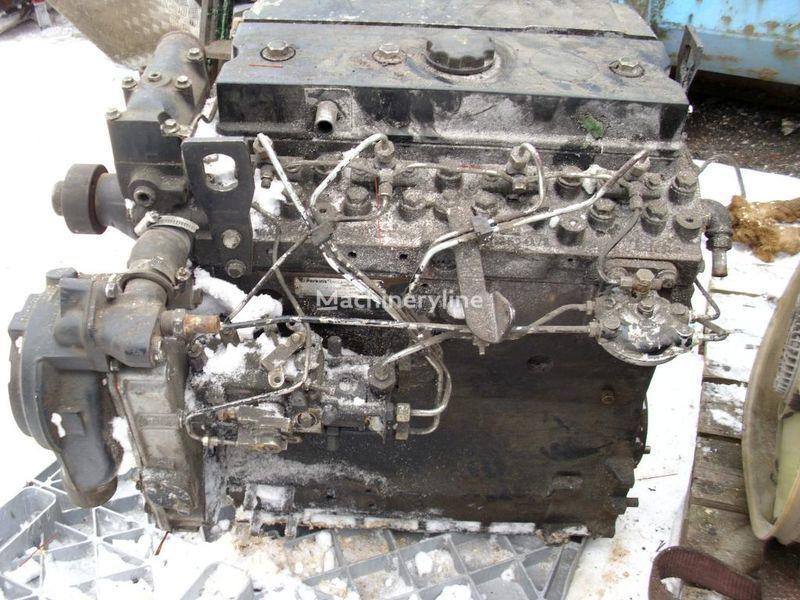 PERKINS motor para FUCHS excavadora