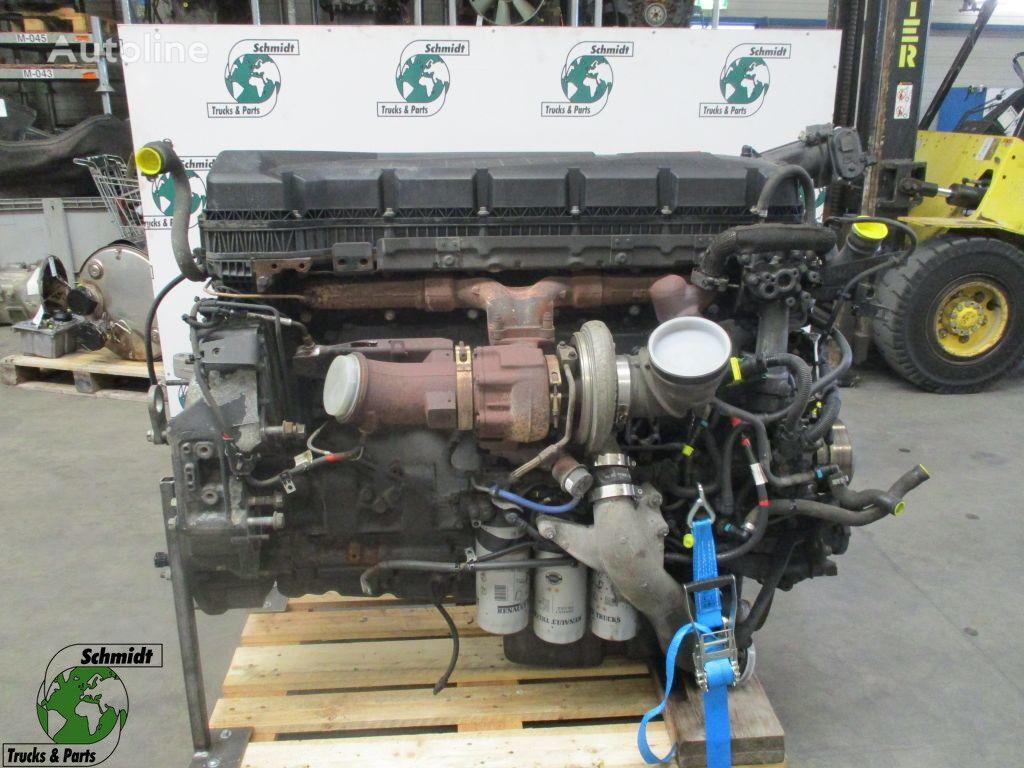 RENAULT DTI 11 460 pk euro 6 (7422073582) motor para RENAULT camión