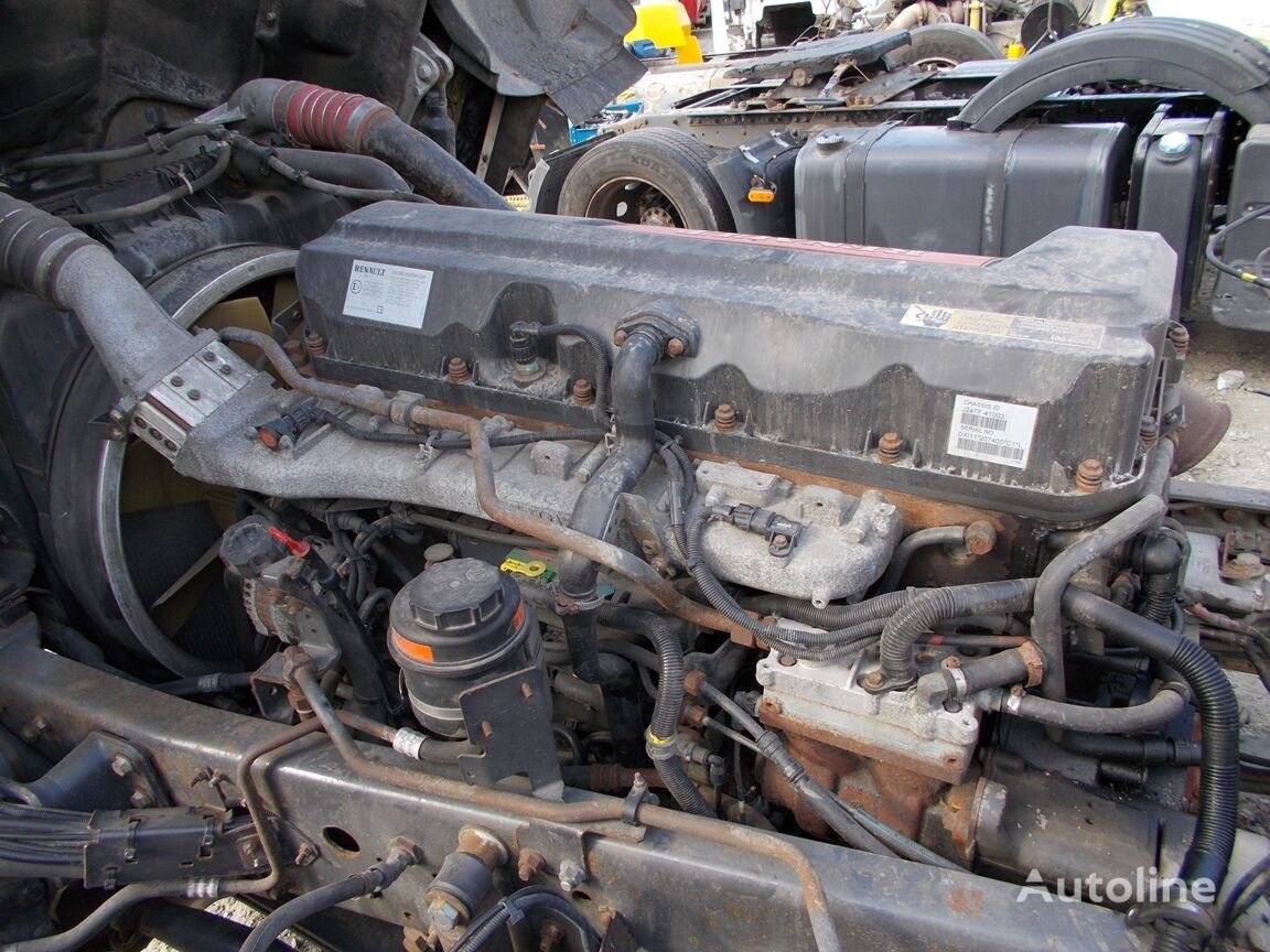 RENAULT DXI 460 LIFTING COMPLETE EURO 5 motor para RENAULT PREMIUM  camión