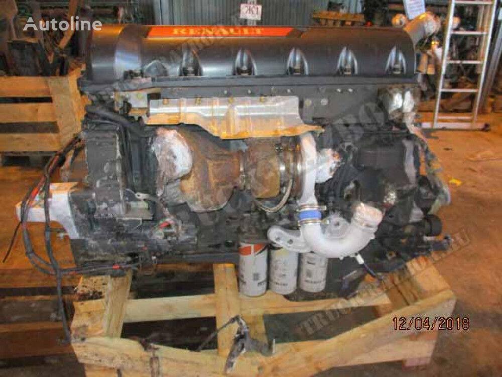 RENAULT DVS DXI11 motor para tractora