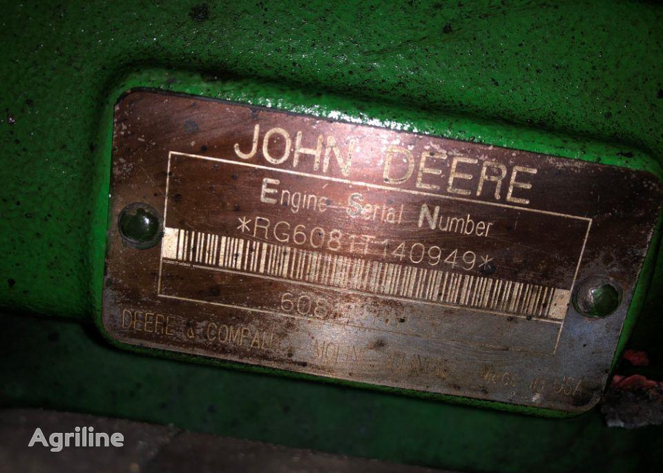 RG6081T motor para JOHN DEERE 7810 tractor