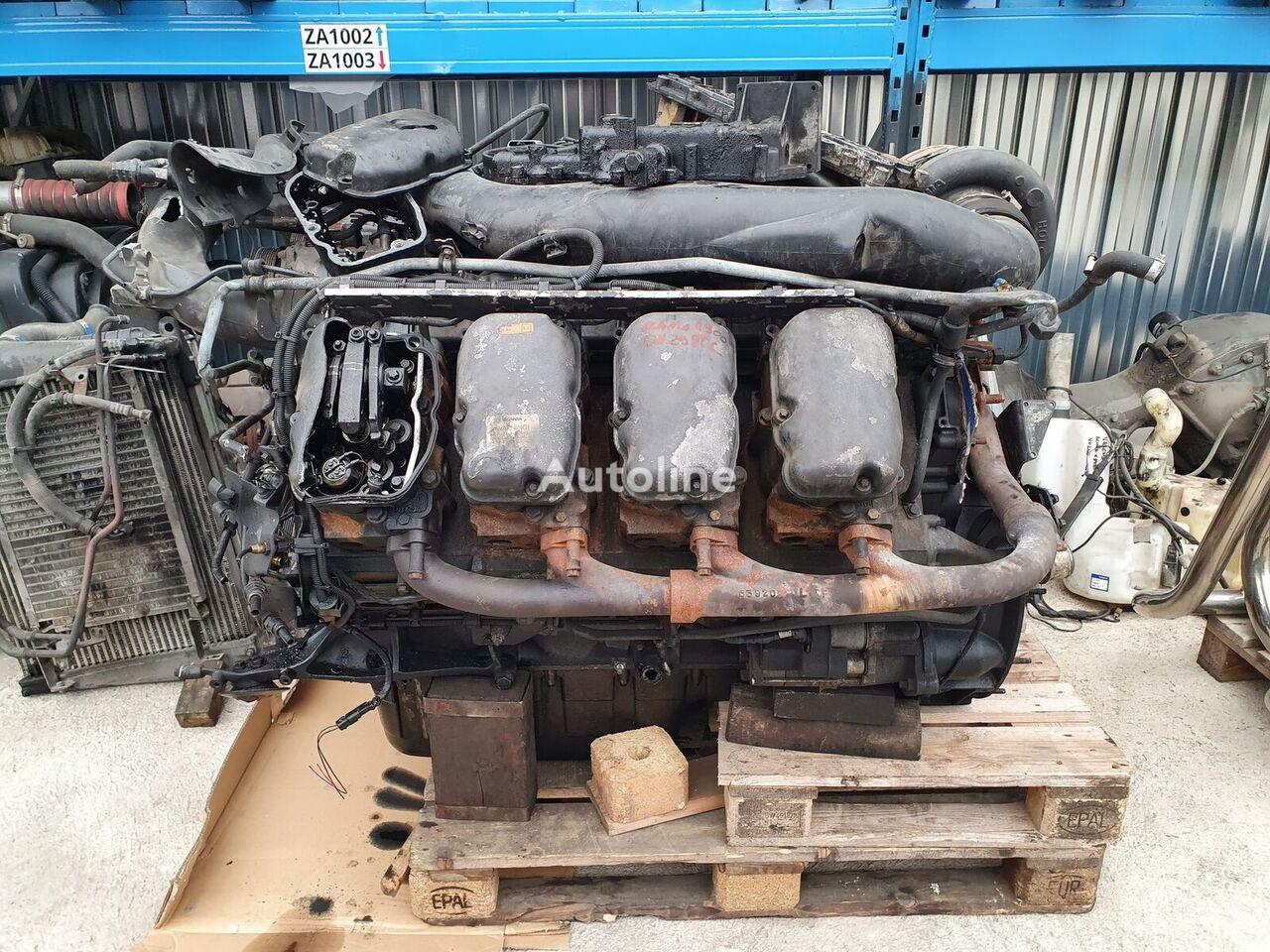 SCANIA motor para tractora