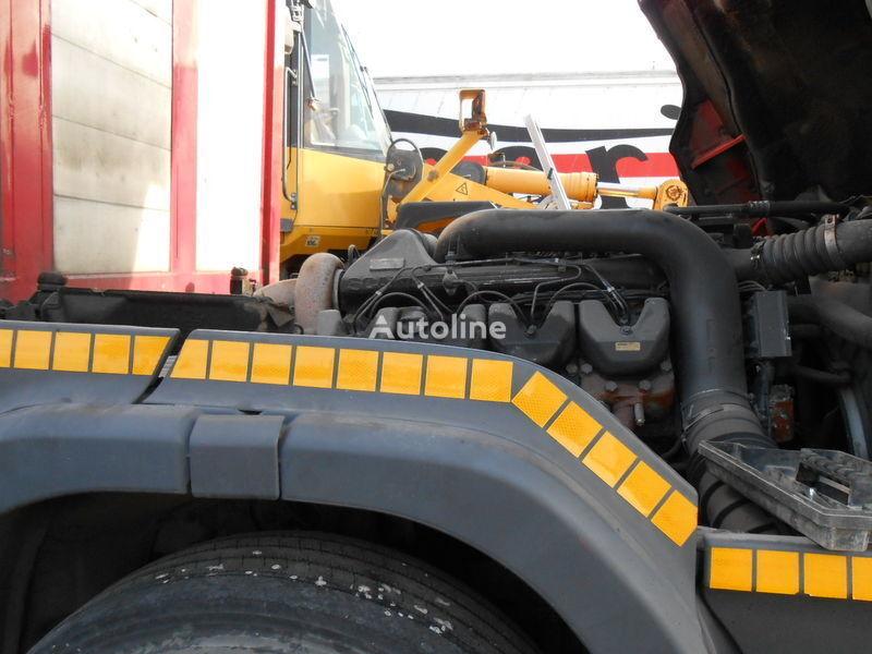 SCANIA 144 DSC1415L02 V8 PS 460/530 DSC 1415 L02 motor para SCANIA Mod 144 PS 460/530 camión