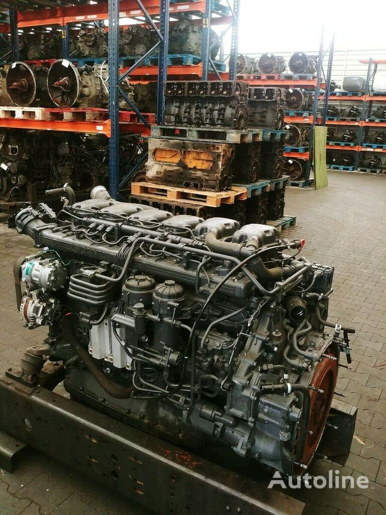 SCANIA COMPLETE (without ECU) DC13147, 450, 2015 motor para camión