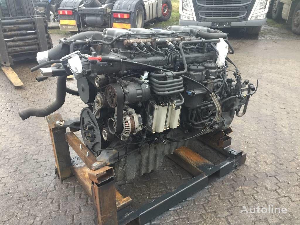 SCANIA DC09112 / 360 HP XPI EURO 6 (DC09 / DC9) motor para SCANIA P360  tractora