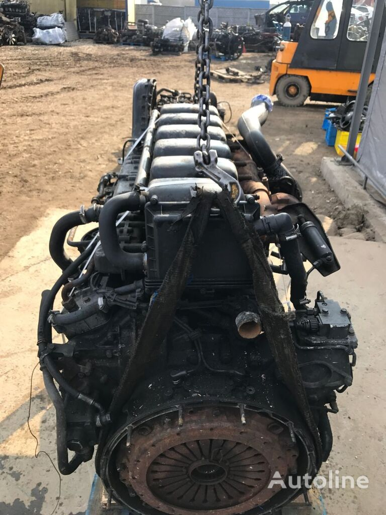 SCANIA DC1203 motor para SCANIA tractora