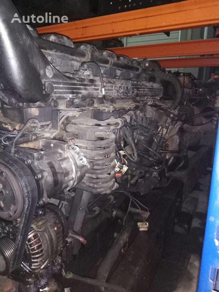 SCANIA DC1214 HPI motor para SCANIA R 420 HPI E3 camión