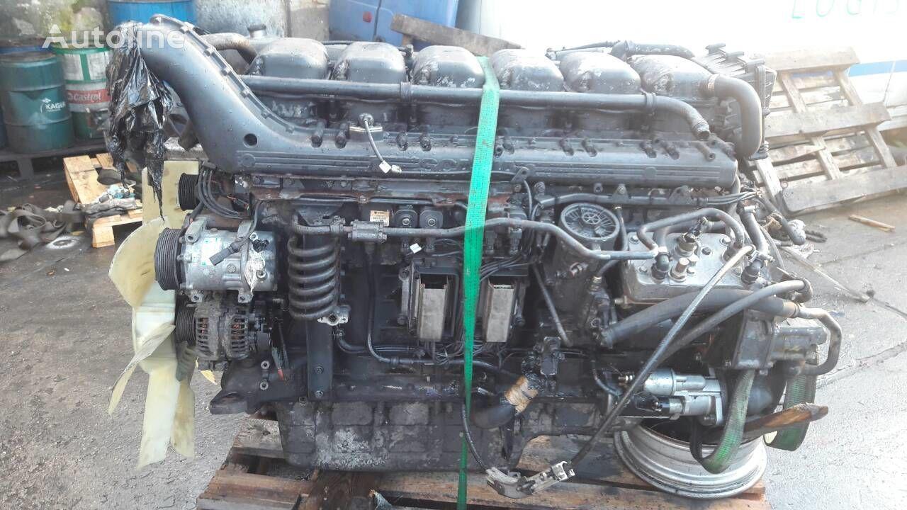 SCANIA DC1215 HPI 420 E4 motor para SCANIA R 420 camión
