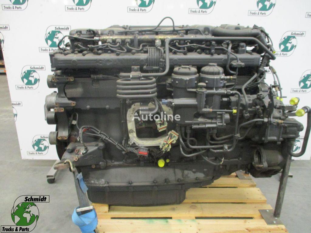 SCANIA DC13-124 / 2372159 2767184 (2256494) motor para SCANIA R450  camión