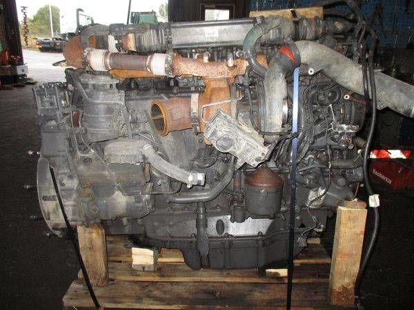 SCANIA DC13124 / DC13 124 / 450 HP - EURO 6 motor para SCANIA G450  tractora