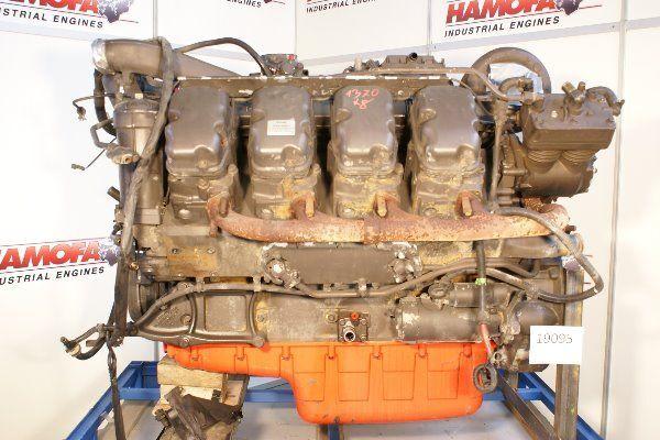 SCANIA DC1602 motor para SCANIA DC1602 tractora