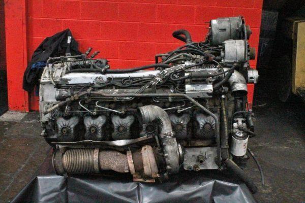 SCANIA DC9 15 motor para camión