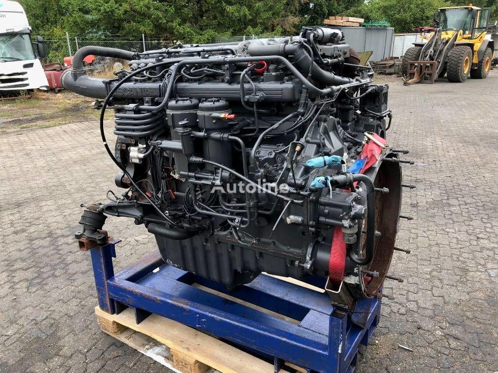 SCANIA DC937 / 320 HP - XPI - EURO 5 motor para tractora