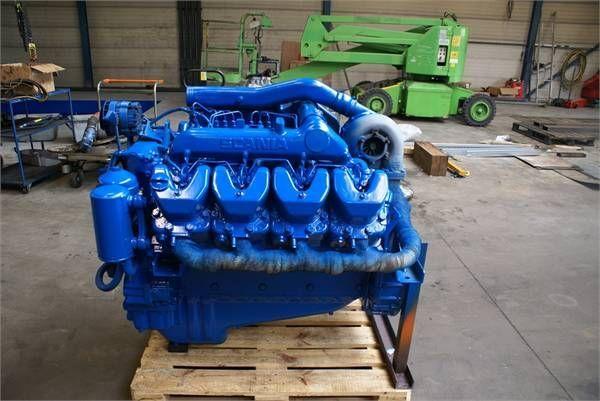 motor para SCANIA DSC 14 01 otros maquinaria de construcción