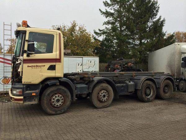 SCANIA DSC1205 / 420 HP - PDE - EURO 3 motor para SCANIA camión