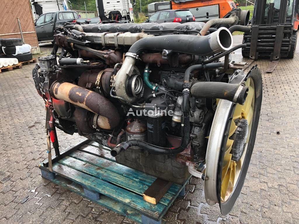 SCANIA DT1217 / 480 HP - EURO 4  - HPI motor para SCANIA tractora