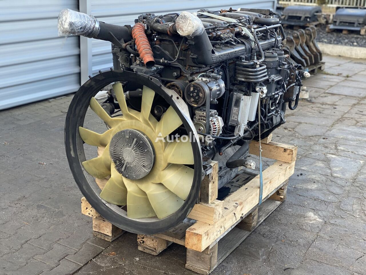 SCANIA R440 XPI EURO 5 / DC1310 WITHOUT ADBLUE / WORLDWIDE DELIVERY motor para SCANIA tractora