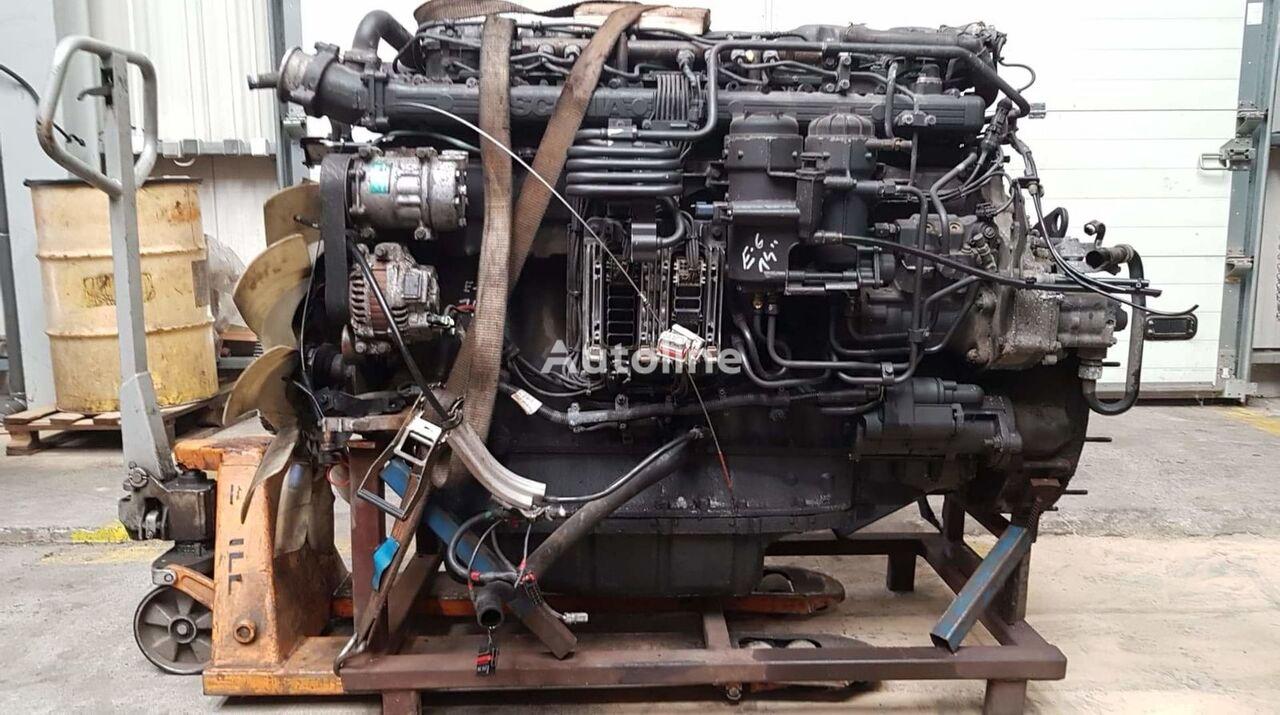 SCANIA R490 Euro 6 motor para SCANIA G490  tractora