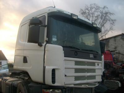 SCANIA SILNIK KOMPLETNY 400 KM motor para SCANIA tractora