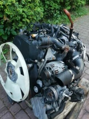 VOLKSWAGEN (CKT, CSL, CKTB) motor para VOLKSWAGEN Crafter  vehículo comercial