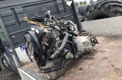 VOLKSWAGEN (HVW) motor para VOLKSWAGEN Crafter  vehículo comercial