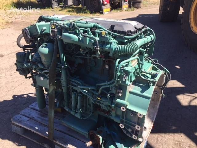 VOLVO BUS MOTOR B8R / D8K / EURO 6 motor para tractora