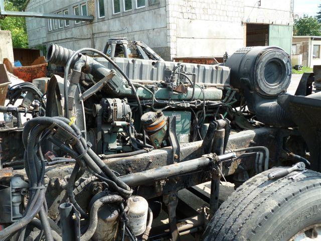 VOLVO D12A motor para VOLVO FH12