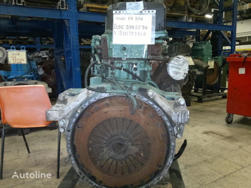 VOLVO D12C D12C-380HP motor para VOLVO FH12 / L180 camión
