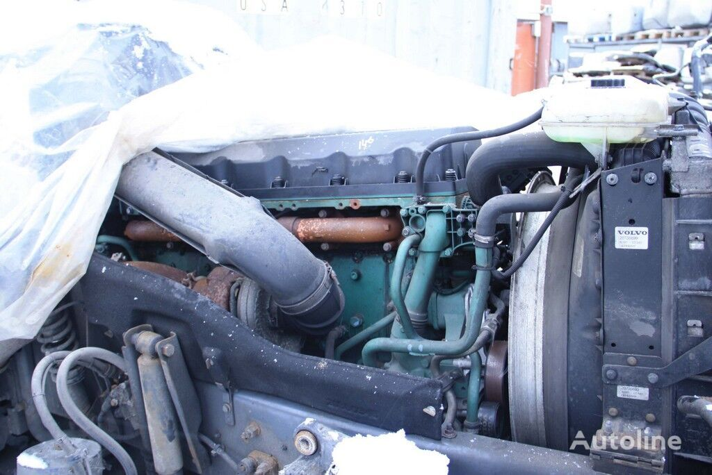 VOLVO D13A400EC06 motor para VOLVO camión