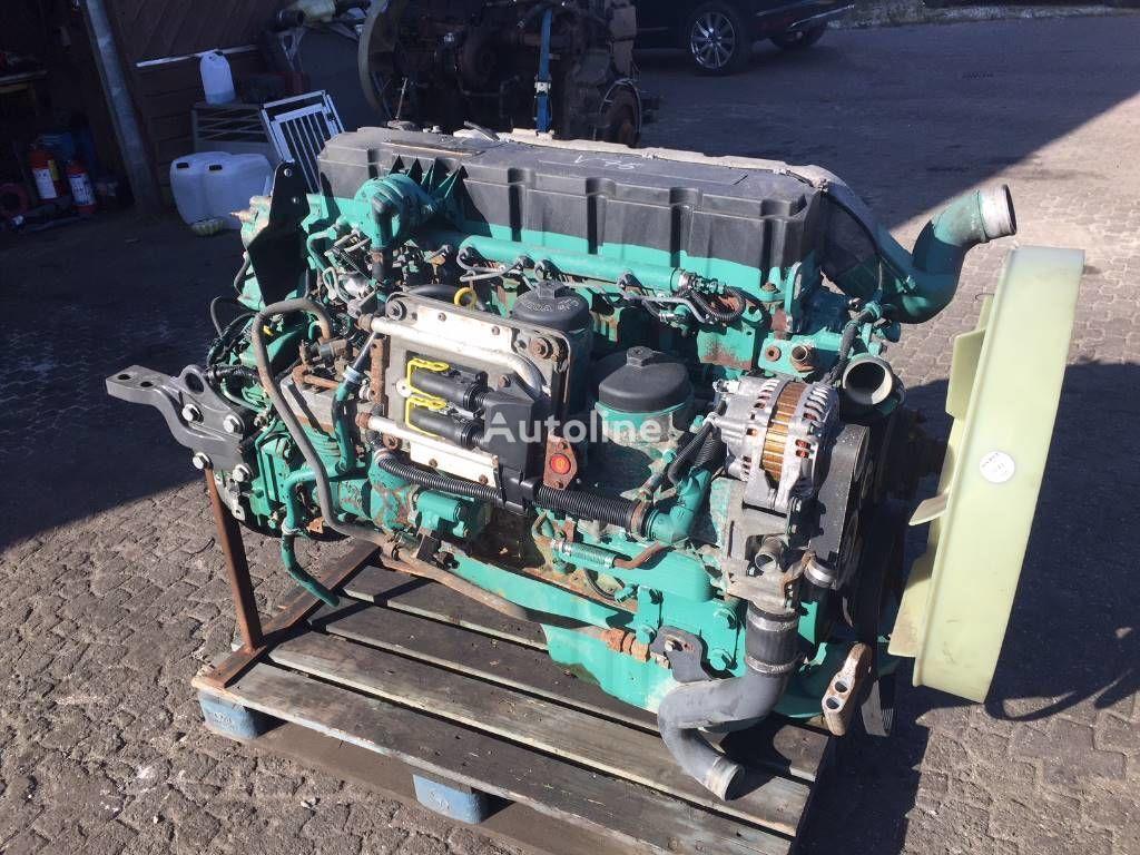 VOLVO D7E / 320 HP - ENGINE PTO motor para camión