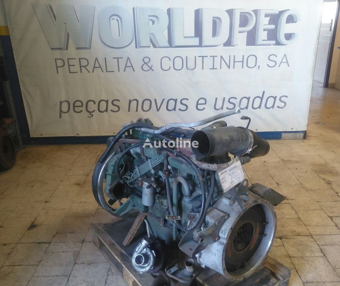 VOLVO TD41 - Engine TD41 / TMD41 motor para camión