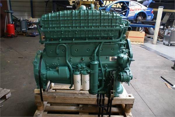motor para VOLVO TWD 1210 G excavadora