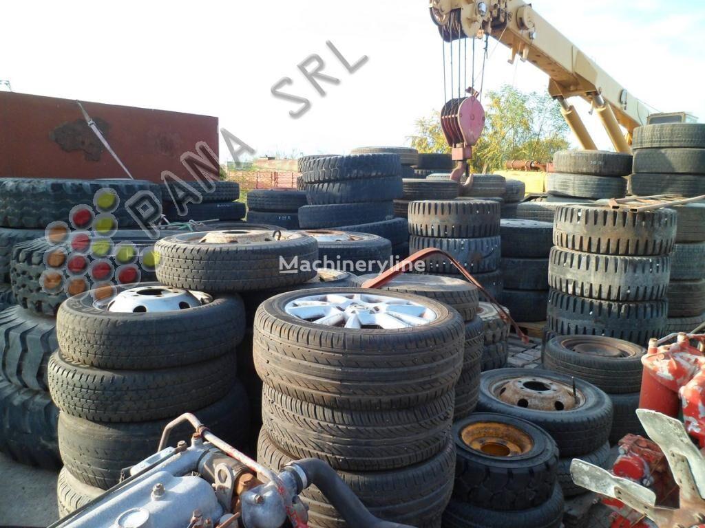 neumático para GOMME USATE VARIE  minibús