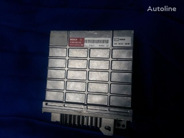 STEROWNIK BOSCH 0265150319 bosch ordenador de abordo para autobús