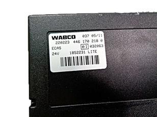 WABCO Komputer Sterownik ECAS (4461702180) ordenador de abordo para DAF XF 105 tractora