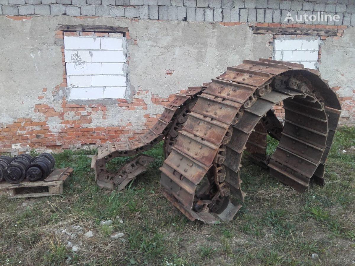 oruga de caucho para bulldozer CATERPILLAR D6