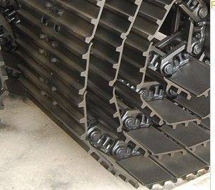 CHINA track shoes.track pads  For Milling And Planning Machines oruga de caucho para CATERPILLAR excavadora nueva
