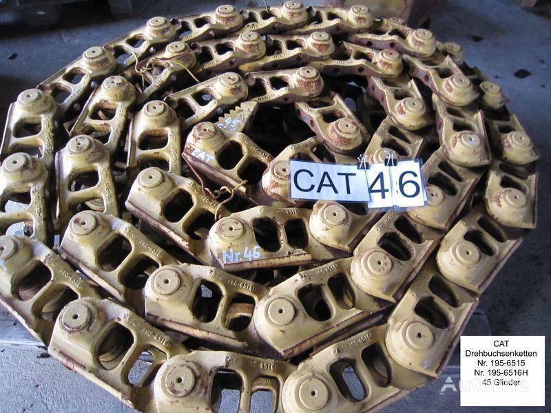 Kette /( Drehbuchsen) und Bodenplatten oruga de caucho para CATERPILLAR D6 bulldozer