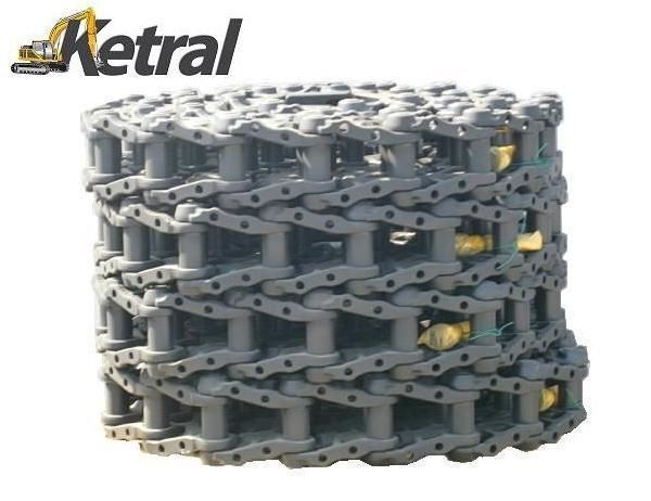 JCB track - ketten - łańcuch DCF oruga de caucho para JCB 210 excavadora