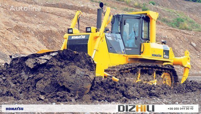 KOMATSU oruga de caucho para KOMATSU bulldozer