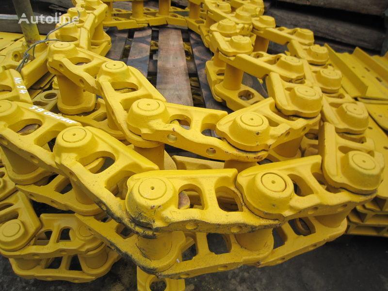 KOMATSU oruga de caucho para KOMATSU D65PX bulldozer